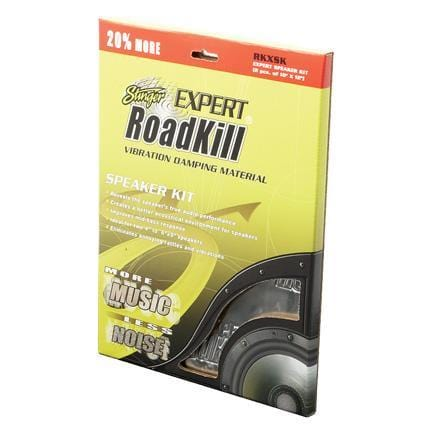 Roadkill *rkstsk* Expert Speaker Kit 2pcs
