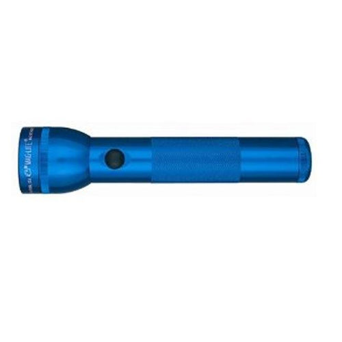 Maglite 2 Cell D  Flashlight Blue-gift Box
