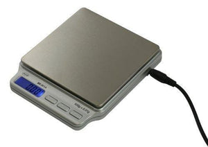 American Weigh Scales Sc-501 Digital Personal Nutrition Scale With Ac Adapter