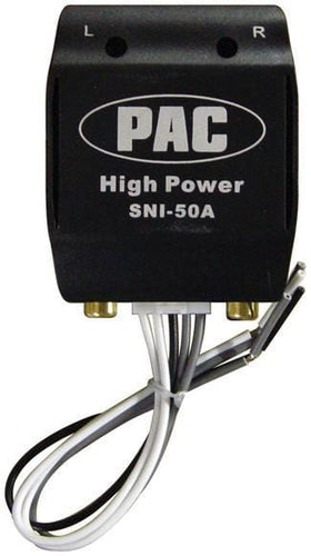 Pac Adjustable Higher Power 2ch Line Out Converter