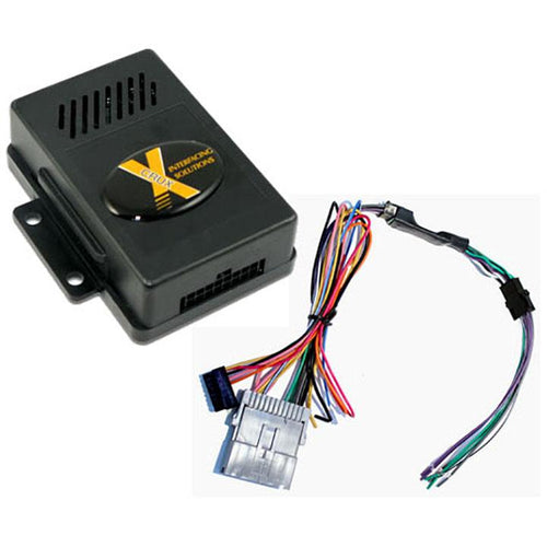 Crux Radio Replacement Interface W-chime For Gm Class Ii Bose Amplified