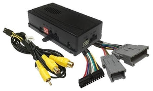 Crux Onstar Radio Replacement Interface For Gm Class Ii Vehicles With Swc & Video Switcher