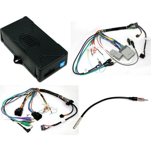 Crux On Star Radio Replacement Interface For Select Gm Lan 11-bit W-swc