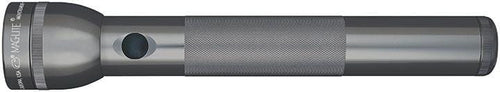 Maglite 3 Cell D  Led Flashlight Gray