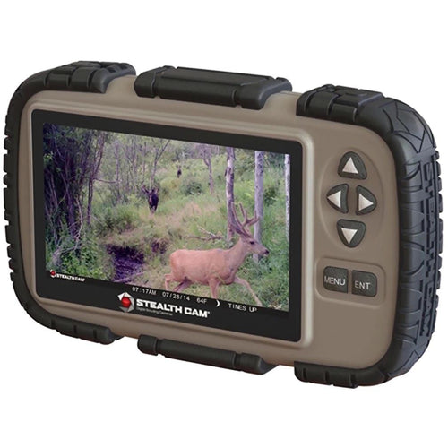 Stealth Cam Sd Card Reader-viewer W- 4.3