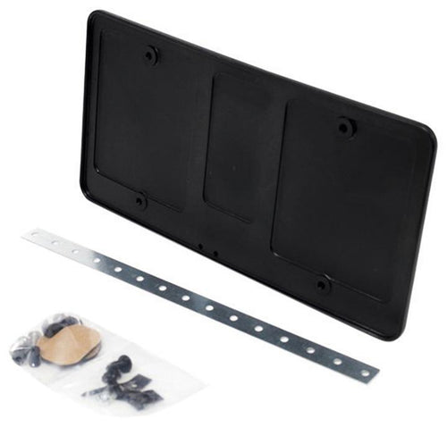Street Vision Manual Hide-a-way License Plate Holder