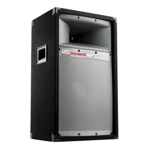 Professional Dj Tower Speaker Mtx Thunderpro2;10