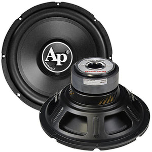 "Audiopipe 12""  Woofer 1000w Max 4 Ohm Dvc"