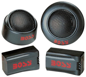 Boss *tw15* 250w Micro-dome Tweeter W- X-over (sold As Pair)