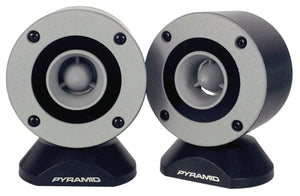 Pyramid Tweeter W-swivel Housing (sold In Pairs)