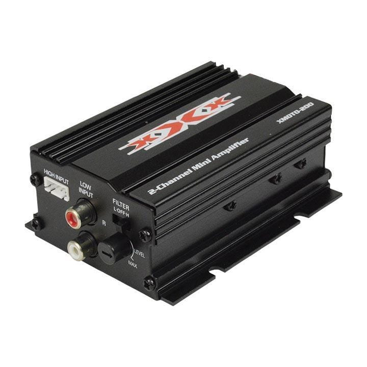 Xxx 2 Channel Mini Amplifier