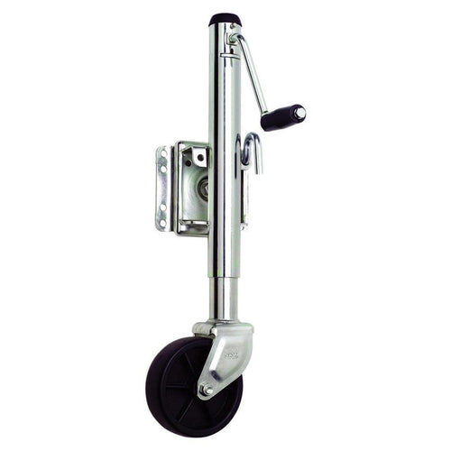 Fulton Jack 1200 Lbs. Bolt-thru Swivel Mount Sidewind W-6