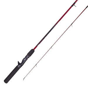 "Zebco Zcast 5'6"" 2pc Ml Cast Rod"