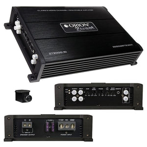 Orion Ztreet D Class Amplifier 3000 Watts Max
