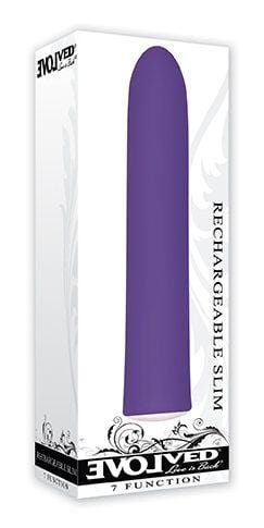Rechargeable Slim Vibe 5  Purple