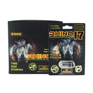 Rhino 17 5000 Plus 24pc Dsp