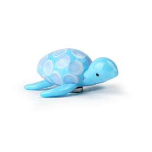 Art Glass Magnet: Turtle