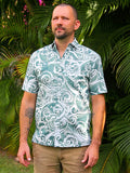 Kahala  Surf Catch Aloha Shirt