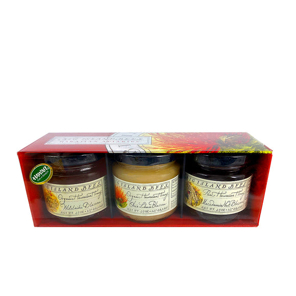 Big Island Bee Honey Gift Set