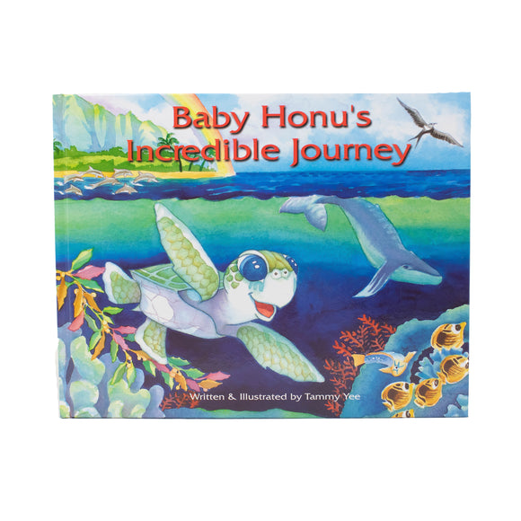Baby Honu's Incredible Journey