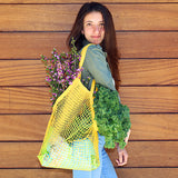100% Cotton Mesh Produce Bag