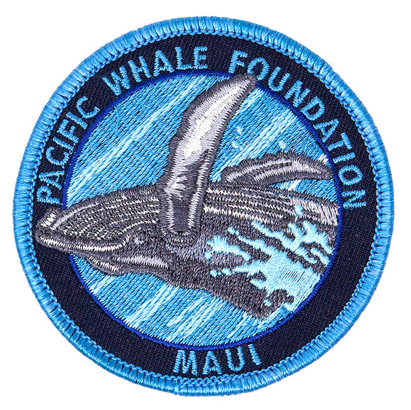 Iron on Patch Humpback Whale