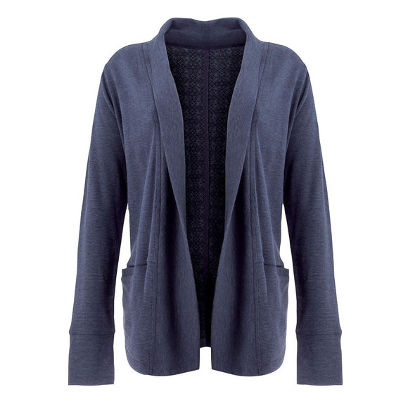 Womens cardigan organic cotton