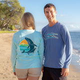 2019 Maui Whale Festival Long Sleeve T-Shirt