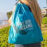 Custom Pacific Whale Foundation Chico-Bag