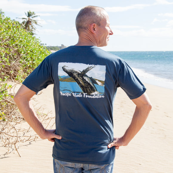 Pacific Whale Foundation Breacher T-Shirt