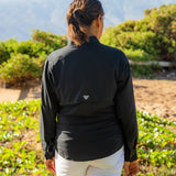 Women's Tamiami II Long Sleeve Shirt - Black