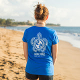 Women's Short Sleeve Tahiti Turtle T-Shirt