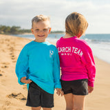 Research Team Youth Long Sleeve Jersey