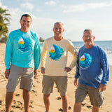 2018 Maui Whale Festival Long Sleeve T-Shirt