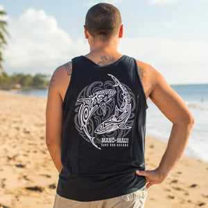 Men's Tahiti Shark (Manō) Tank
