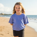 Youth Short Sleeve Tahiti Dolphin T-Shirt
