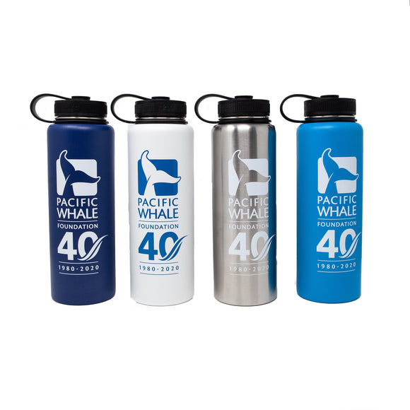 40th Anniversary Water Bottle 40oz