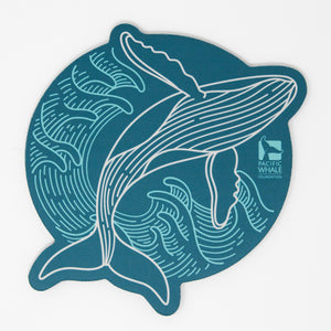 Mouse Pad - Whale