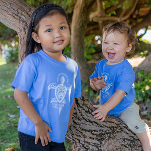 Growth Spurt Toddler T-Shirt in Cornflower Blue