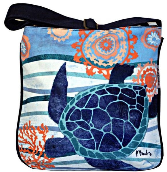 Seaside Treasures Cross-Body Bag