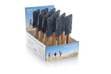 Bamboo Utensil Travel Set with Eco-Conscious Pouch