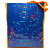 Pacific Whale Foundation Humpback Whale Recycled Tote Bag
