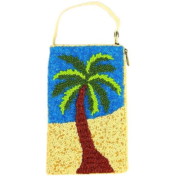 Womens Bag Palm Tree