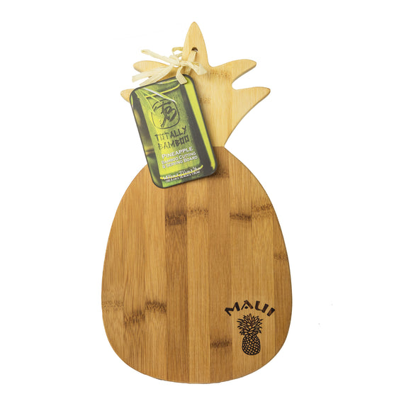 Bamboo Cutting Board: Pineapple