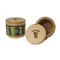 Bamboo Salt and Storage Box
