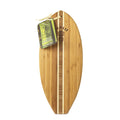 Bamboo Cutting Board: Surfboard Maui