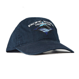 Pacific Whale Foundation Whale Fluke Hat