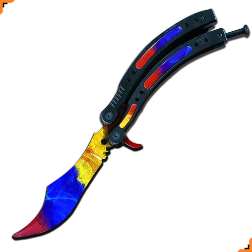 Marble Fade Butterfly