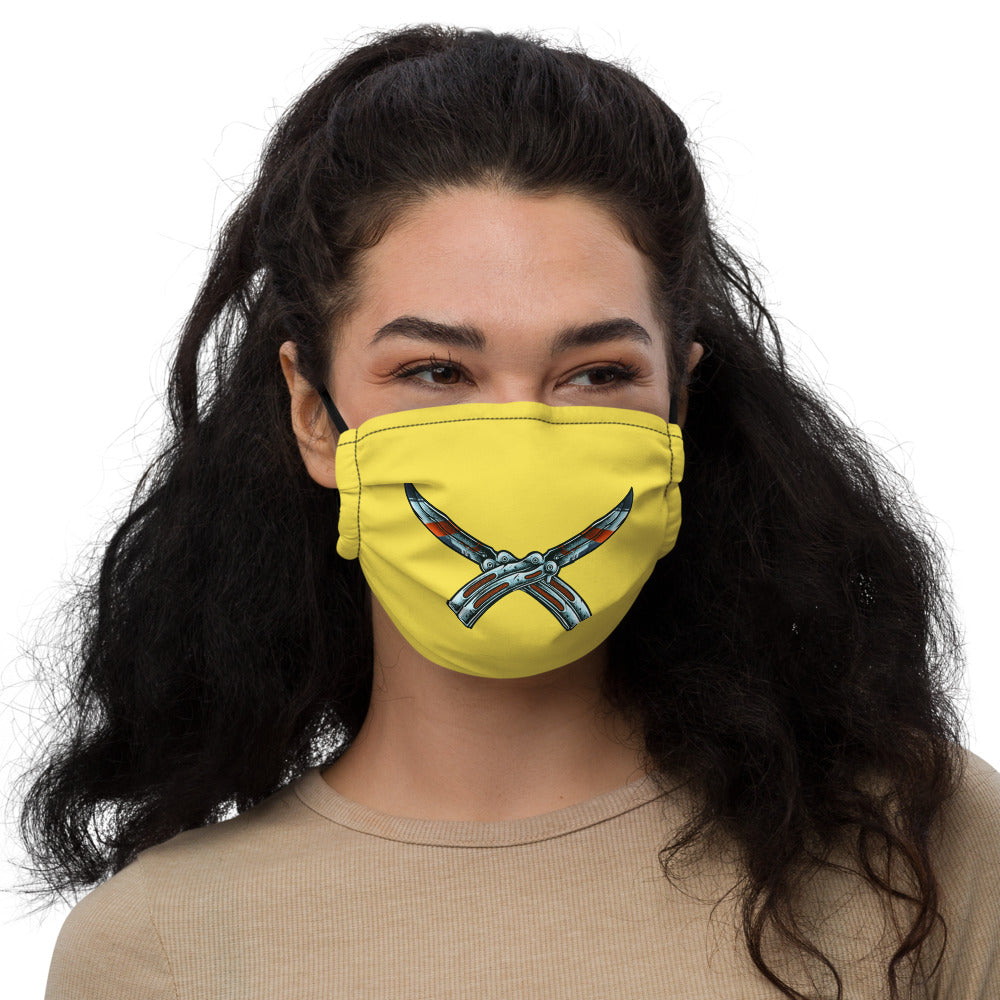 Knivesmatter Face Mask