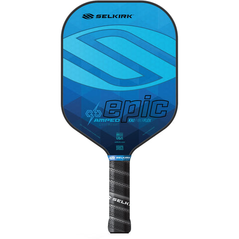 Selkirk 2021 Amped Epic Lightweight Blue A1